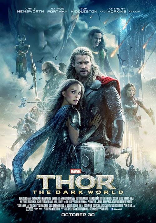 thor the-dark-world-poster
