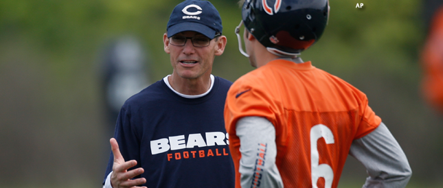 marc-trestman-jay-cutler-camp-slide