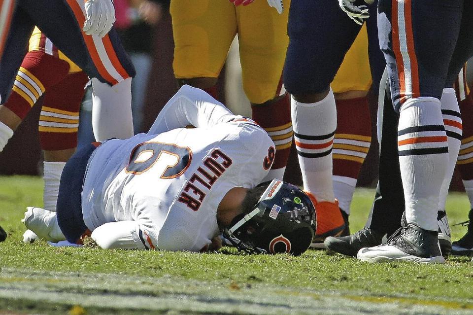 Cutler Injury