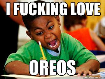 Oreo love