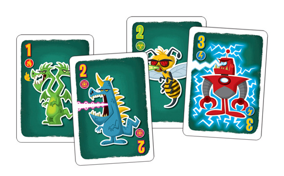 RARRR Cards