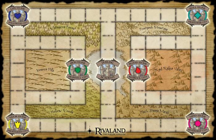 DD Map