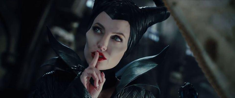 Maleficent Shush