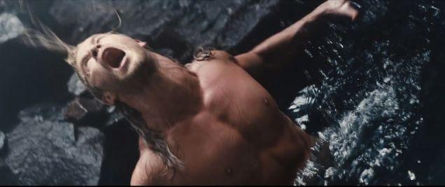 Thor Sans Shirt AoU