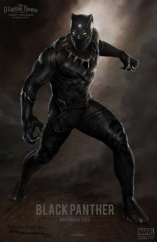black-panther concept