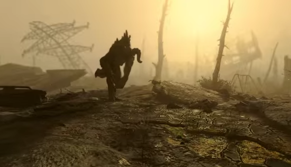 Fallout Monster